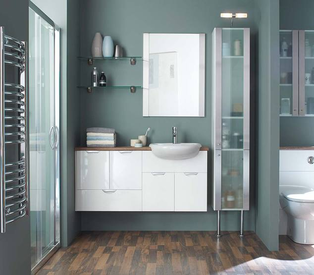 Fitted Bathroom Company East Kilbride Glasgow Venetian